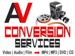 Brand Image AV Conversion Services
