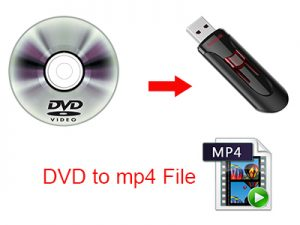 transfer dvd to mp4 digital