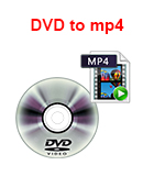 Convert DVD to mp4 Image