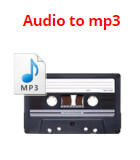 Convert Audio to mp3