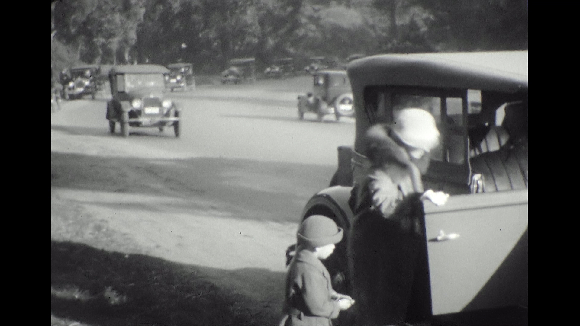 16mm Film Frame