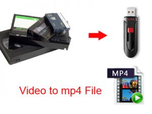video to mp4 conversion